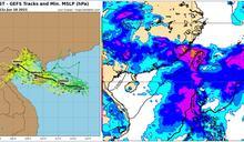 下週起西南氣流雨不停 鋒面3度返台