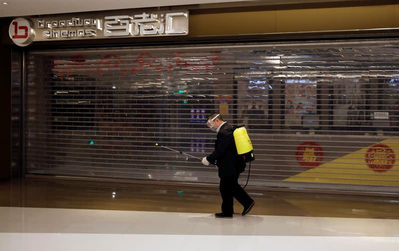 China's capital Beijing imposes 14-day quarantine on arrivals