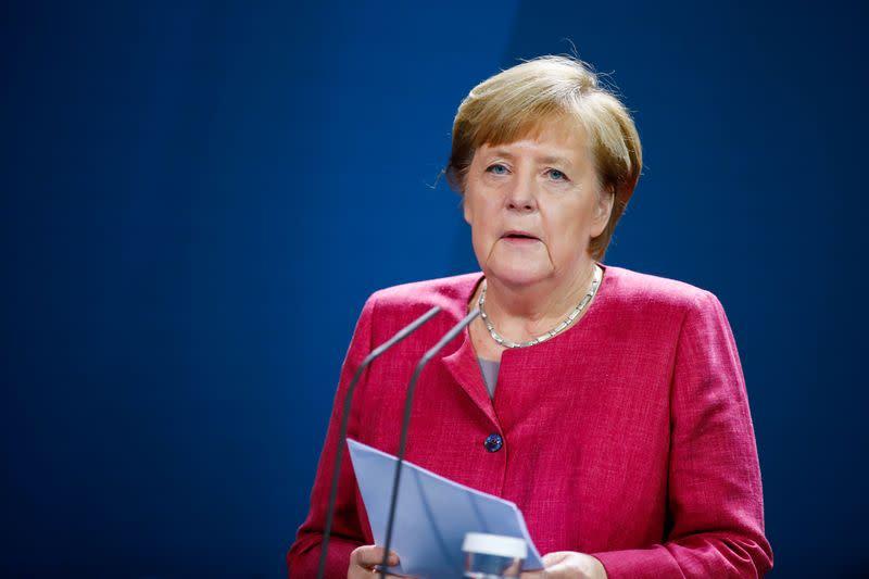 Britain tells Germany gaps in EU talks must be closed soon