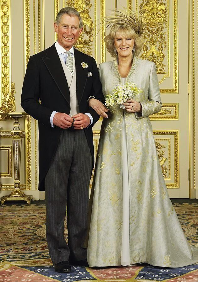 Charles and Camilla were married in 2005. Photo: Getty