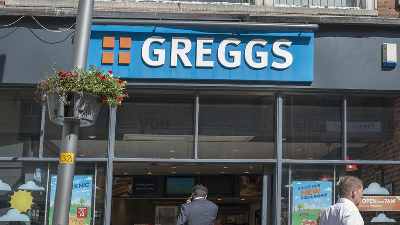 Greggs issued an apology to Sharleen, as well as Kent Live. Photo: Getty Images