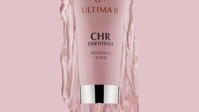 ULTIMA II CHR Essentials Refreshing Scrub mampu wujudkan wajah yang bersih dan segar secara totalitas.