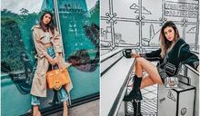 【獨家】【網紅價更高】時尚網紅Doris同款衣貴13倍 堅持韓風不二價