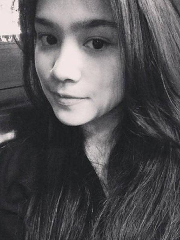 Tiara Savitri. (Instagram/@tyaranisavitri)