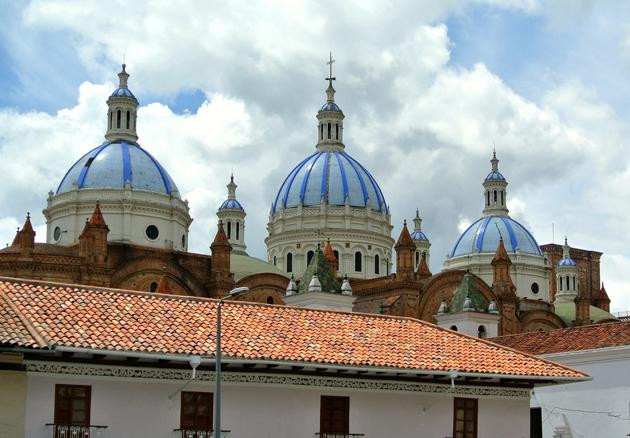 Cuenca, Ecuador attracting visitors who don't want to leave