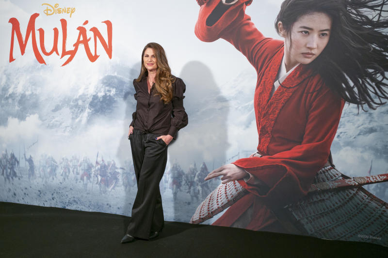 Liu will play the warrior Mulan in Disney's live-action remake directed by Niki Caro (seen here). (Photo: Oscar Gonzalez/NurPhoto via Getty Images)