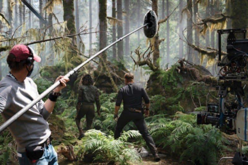 """Terdeteksi virus corona, syuting """"Jurassic World: Dominion"""" dihentikan"""