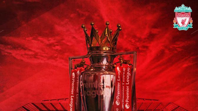 Premier League - Liverpool Juara Premier League (Bola.com/Adreanus Titus)