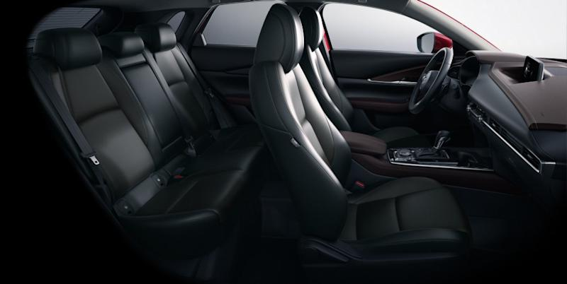 A look at the interior of the CX-30. ― Picture courtesy of Mazda Malaysia