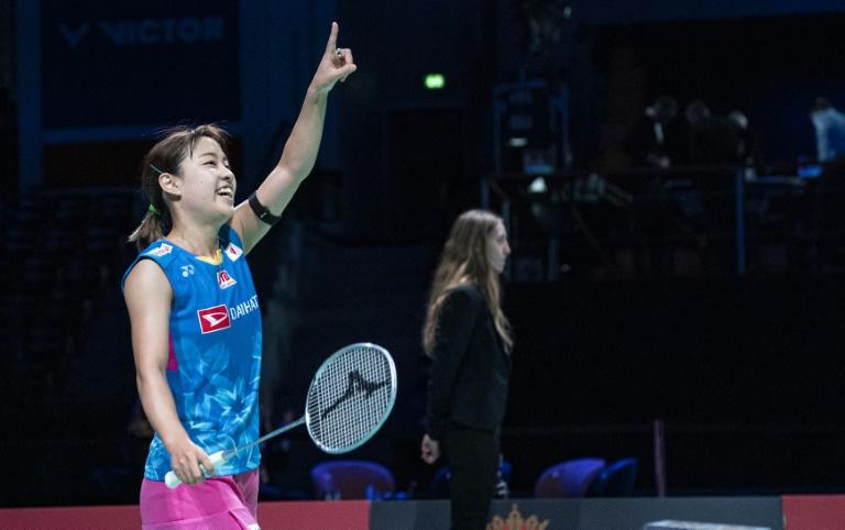 Okuhara ends two-year title drought in Denmark