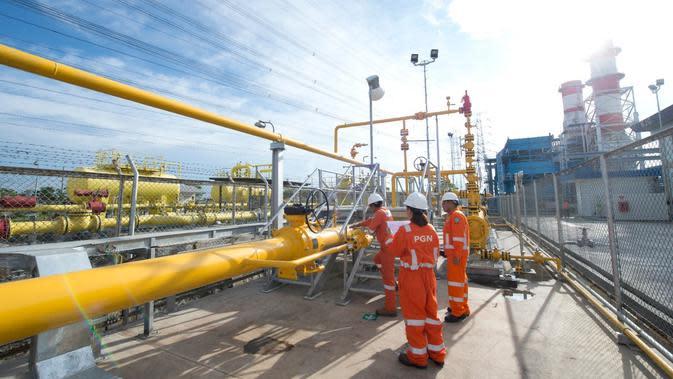 Sesuai Target Pemerintah, PGN Berkomitmen Jalankan Penugasan Pasokan Gas untuk PLN