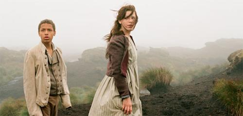 Indie Roundup: 'Wuthering Heights' director Andrea Arnold talks about Emily Bronte, visceral filmmaking, and sheep poo
