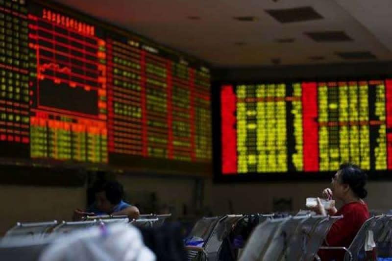Saham China lanjutkan penurunan, dibuka lebih rendah