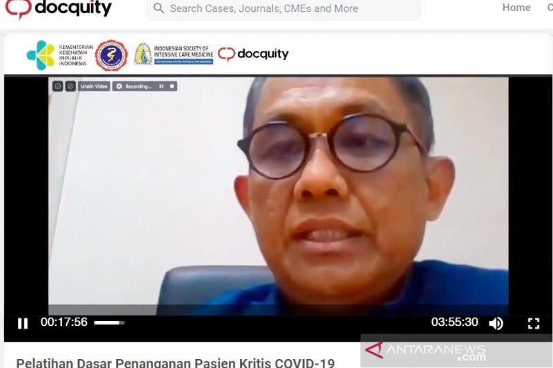 Docquity, platform baru untuk rekrut dan latih dokter relawan COVID-19