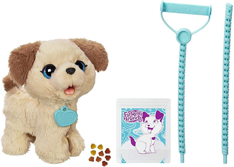 FurReal Friends Pax My Poopin Pup Plush Toy. (Photo: Amazon)