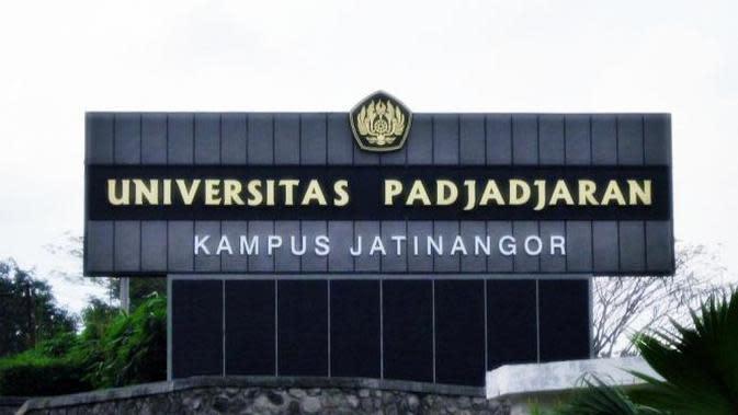 Universitas Padjajaran. | via: Liputan6.com