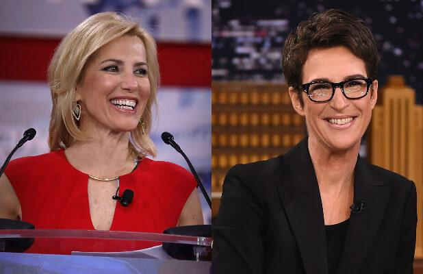 Laura Ingraham Edges Out Rachel Maddow as Top Female Cable Host for Eighth Month