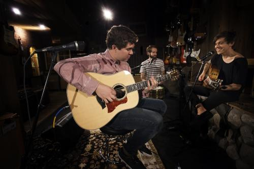 Surfer Blood Perform 'Fast Jabroni' For Guitar Center: Get a First Look