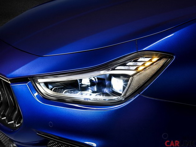 2 種動力、4 種車型,全新海神 MASERATI Ghibli GranSport 378 萬元起正式上市