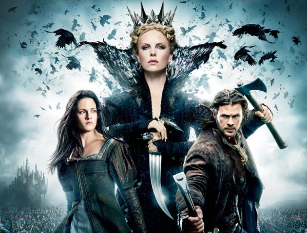 Yahoo! Movies Giveaway: 'Snow White and the Huntsman' Blu-ray Prize Pack
