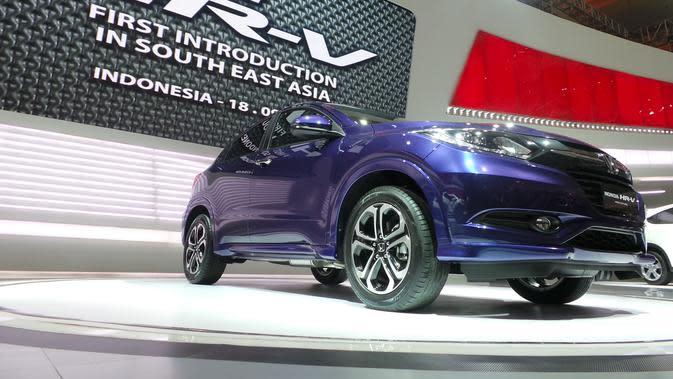 Peluncuran Generasi Terbaru Honda HR-V Ditunda