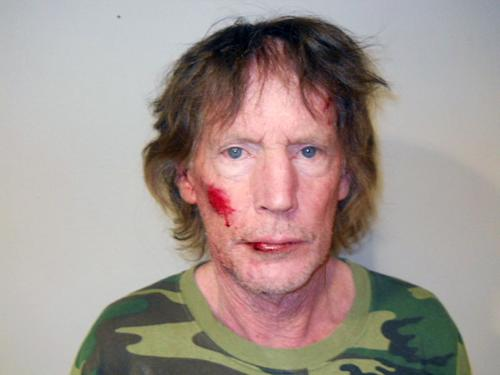 This photo provided by the Pueblo County, Colo., Sheriff's Department shows Harry Carl Mapps. Authorities say the man suspected of killing three people and setting fire to a home in southern Colorado was captured in Oklahoma after a nationwide manhunt on Saturday, Dec. 28, 2013. (AP Photo/Pueblo County, Colo., Sheriff's Department)