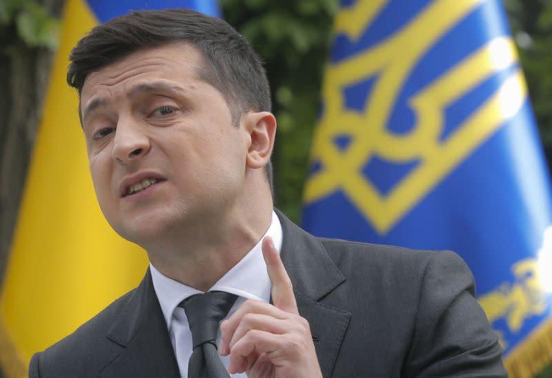 Ukraina selidiki rekaman pembicaraan yang bocor antara mantan presidennya dengan Biden