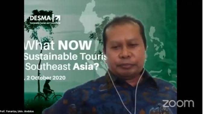 Ekowisata Bisa Jadi Alternatif untuk Bangkitan Kembali Dunia Pariwisata. foto: Youtube 'DESMA Center'