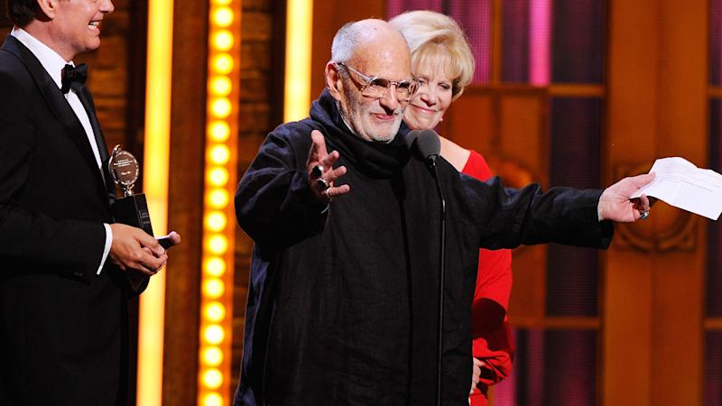 Tony Honoree Larry Kramer an Activist at Heart