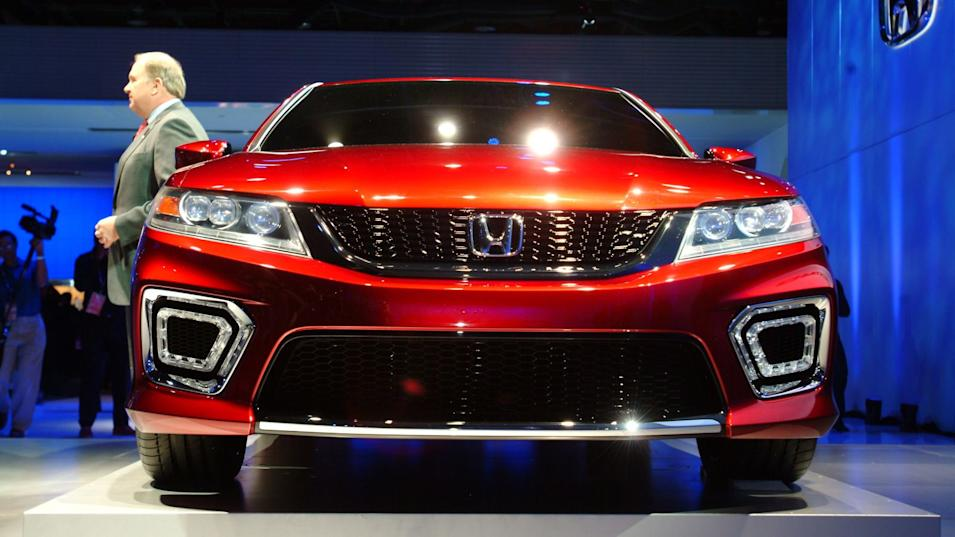 2013 Honda Accord Concept