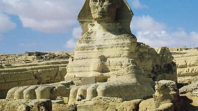 Fakta Unik Tentang Sphinx. (Encyclopedia Britannica)