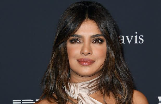 Priyanka Chopra Jonas Signs First Look TV Deal With Amazon Studios