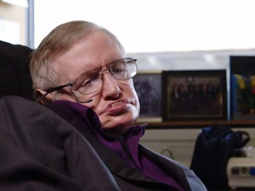 Hawking spells out the potential dangers of artificial intelligence