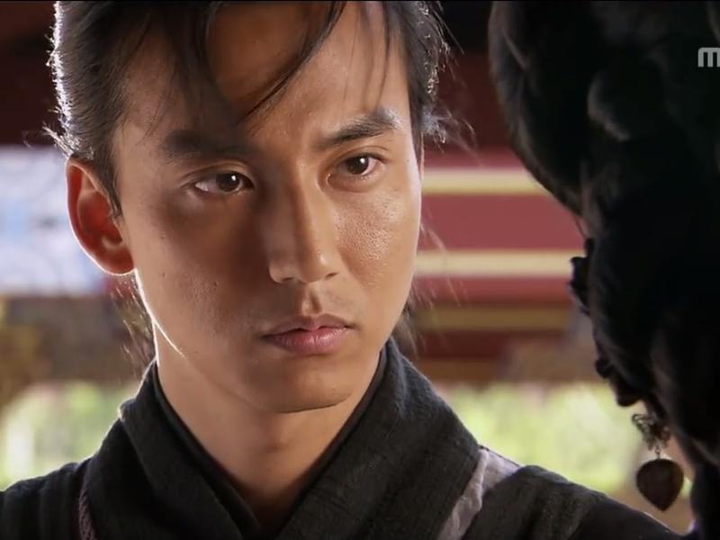 金南佶《善德女王》2009