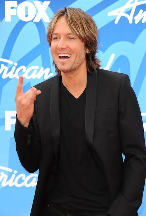 Urban Renewal: Keith Officially Returning to 'American Idol'