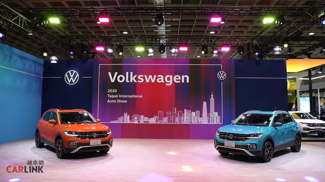 【 2020台北車展】展的是種服務與精神 VW宣示品牌新廠徽與路線