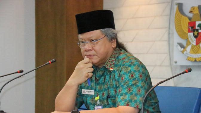Komisioner Ombudsman RI Alvin Lie. (Dok Ombudsman RI)