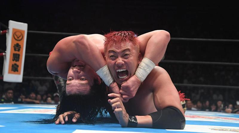 U S  Debut of NJPW's Famed G1 Climax to Air Live on AXS TV