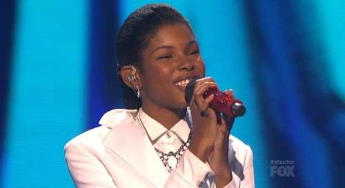 'The X Factor' Top 13 Night: Let's Get It Poppins!