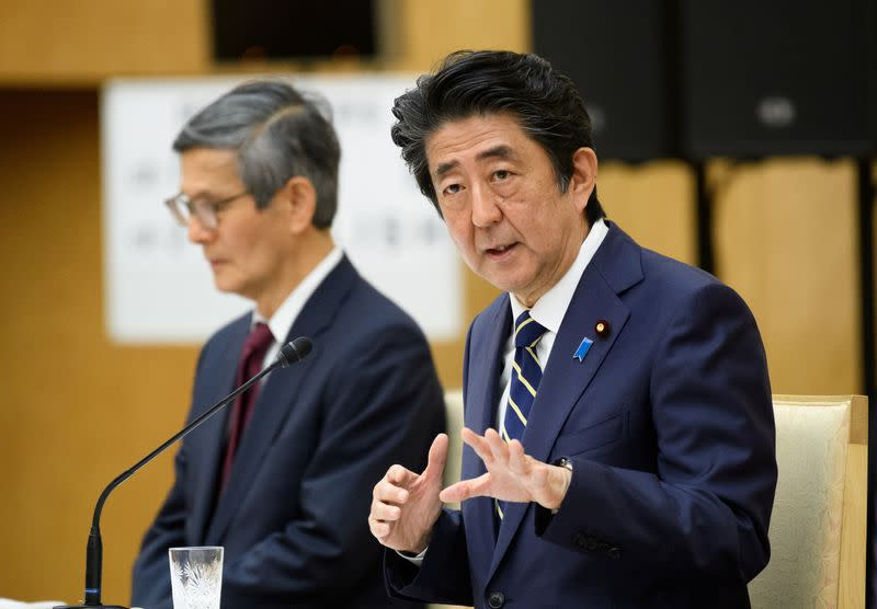 Tokyo top prosecutor quits, justice minister says, in blow to Japan's Abe
