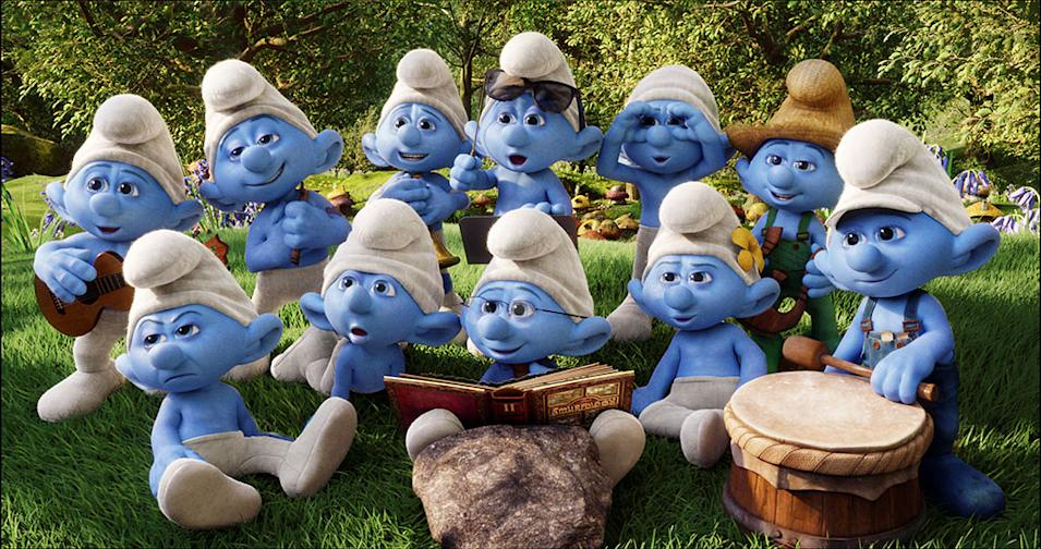 The Smurfs 2 Still
