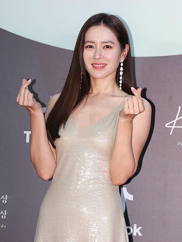 Son Ye Jin (HANDOUT / BAEKSANG ARTS AWARDS / AFP)