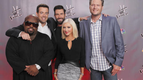 Christina Aguilera Sports Sophisticated Makeover for 'The Voice' Return