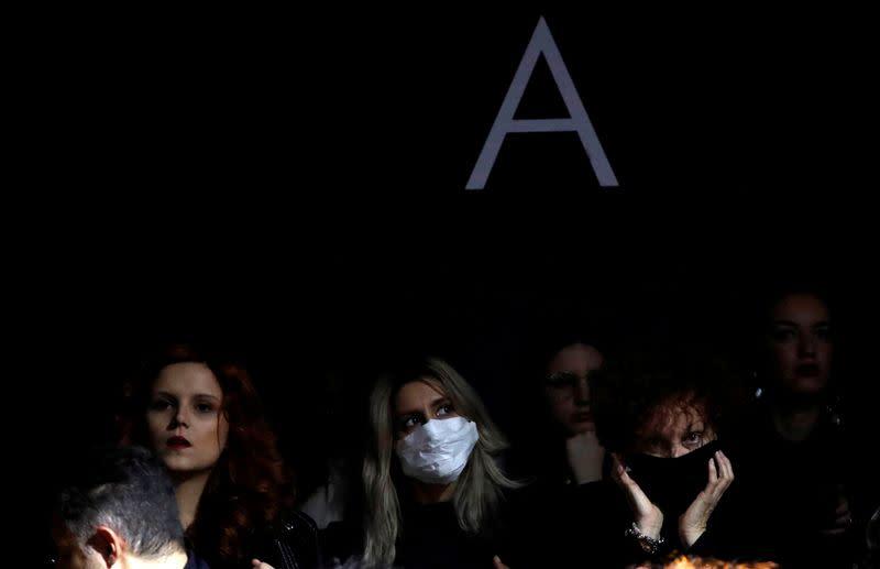 Milan Fashion Week makes cautious live return but major brands stay virtual