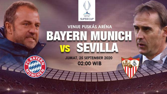 Prediksi Bayern Munchen vs Sevilla (Trie Yas/Liputan6.com)