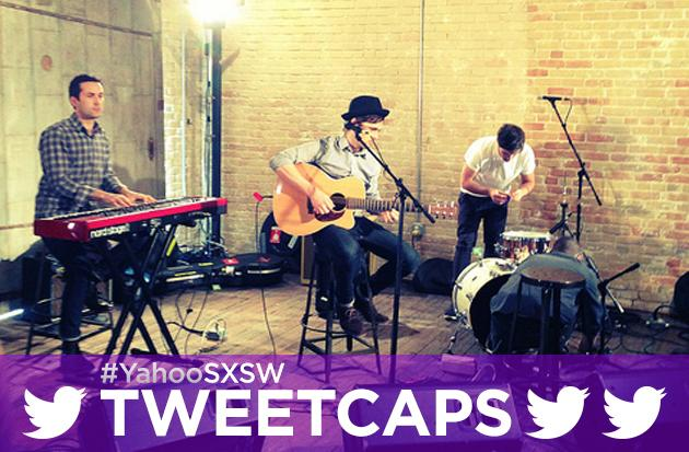 SXSW '13 Tweetcap: Geniuses, Savages, Shout-Outs, Reverends, And Charlotte Church's Honey Bottle