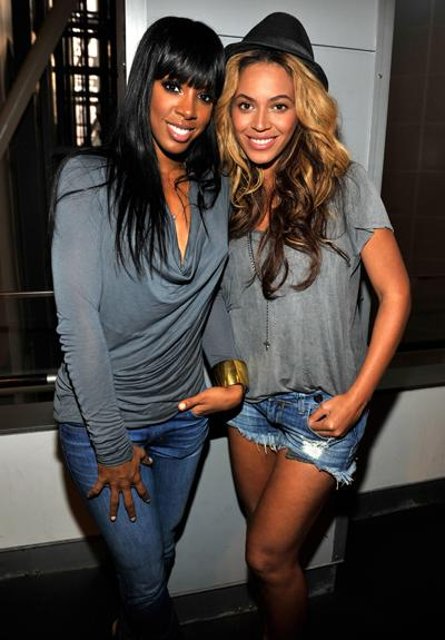 Kelly Rowland Admits Being Envious of Beyoncé's Success on 'Dirty Laundry'