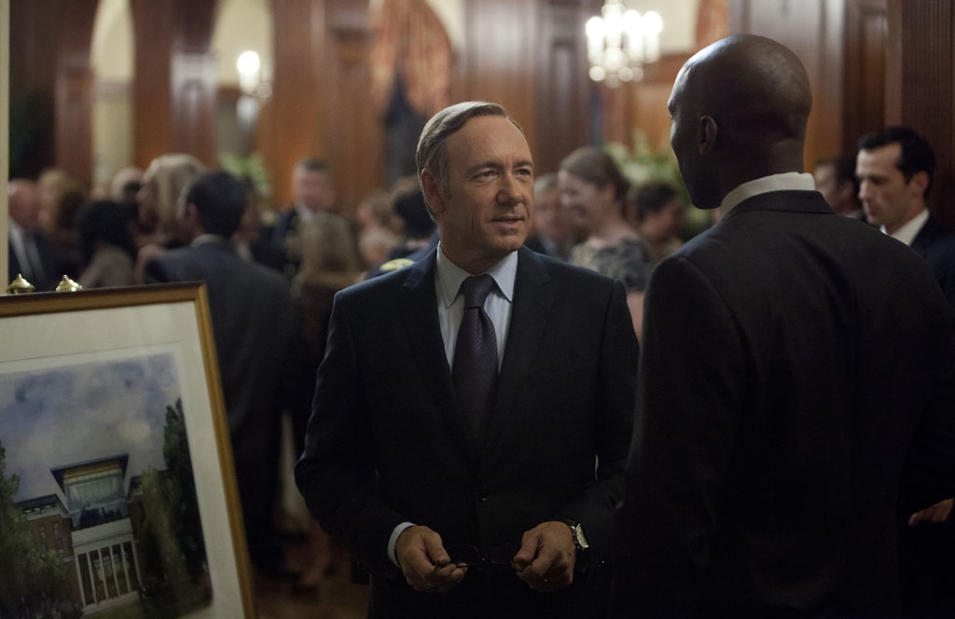 """""""House of Cards"""" -- """"Chapter 8"""""""