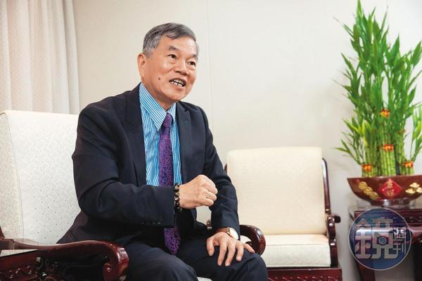 副閣揆沈榮津說,台灣要重新定位為高階製造中心,透過4大中心等布局,可讓台灣經濟再好20年。