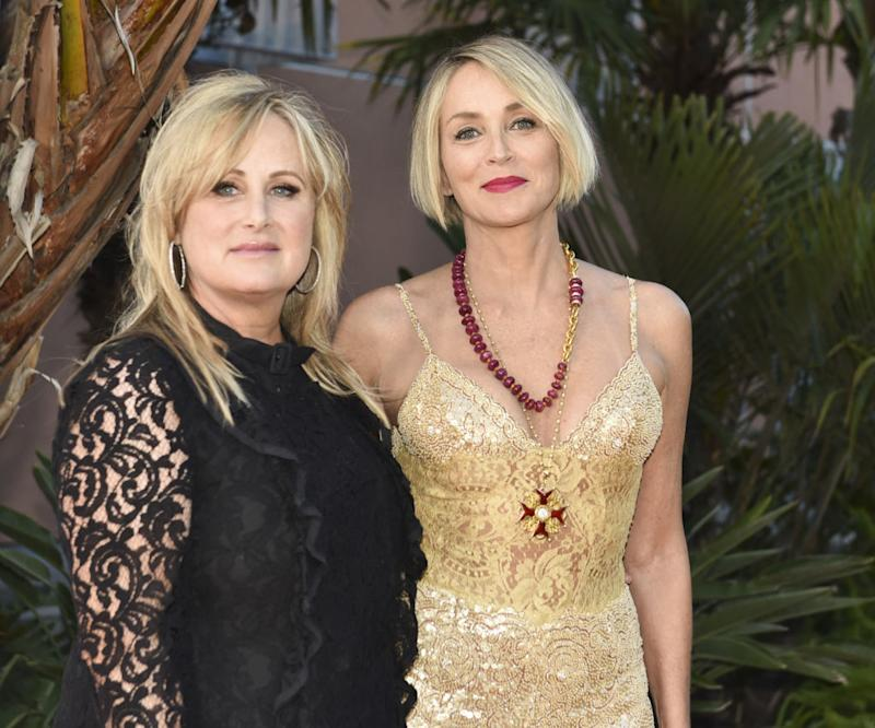 Kelly Stone, the sister of actress Sharon Stone, has tested negative for COVID-19. (Photo: Rodin Eckenroth/WireImage)